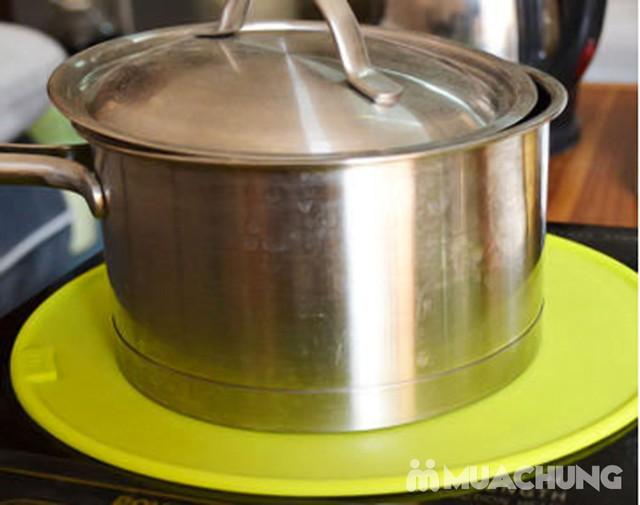 Bộ 3 tấm silicon chịu nhiệt, chống bẩn, chống xước - 11