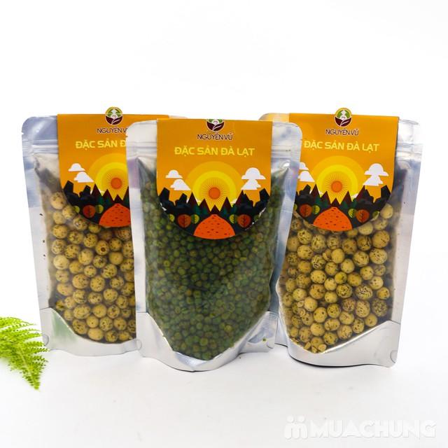 03 gói đậu phộng vị Hà Lan muối + rau củ Nguyên Vũ - 5