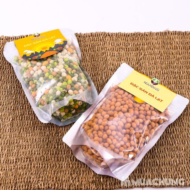 02 gói đậu phộng vị cốt dừa + thập cẩm Nguyên Vũ   - 9