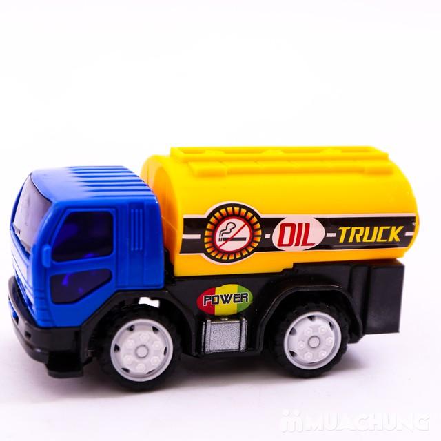 Bộ đồ chơi 6 xe công trình độc đáo cho bé yêu - 11