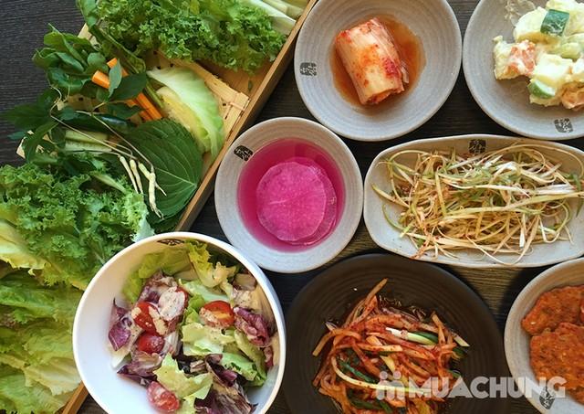 Buffet thịt nướng chuẩn Hàn Quốc tại Yukssam BBQ - 2