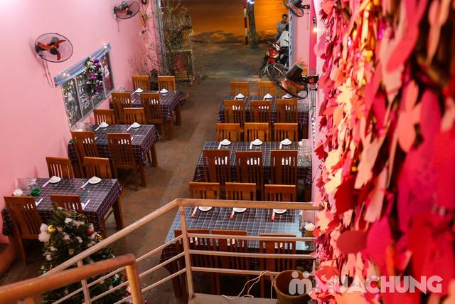 Mẹt Thỏ Đế Vương 6 món cho 3-4 người siêu hấp dẫn Nhà hàng Thỏ Đế Vương - 34
