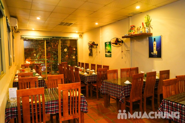 Mẹt Thỏ Đế Vương 6 món cho 3-4 người siêu hấp dẫn Nhà hàng Thỏ Đế Vương - 31