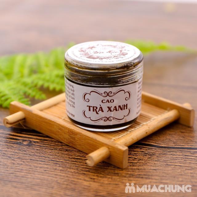 Cao trà xanh dưỡng da Bảo Hân lọ 50gr - 5