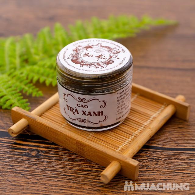 Cao trà xanh dưỡng da Bảo Hân lọ 50gr - 12