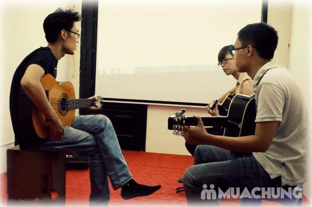 1 trong 4 khóa học Thanh nhạc/Piano/Guitar/Violon - 3