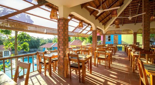 Daisy Viilage Resort & Spa 3* Phú Quốc - Không gian hòa quyện thiên nhiên  - 2