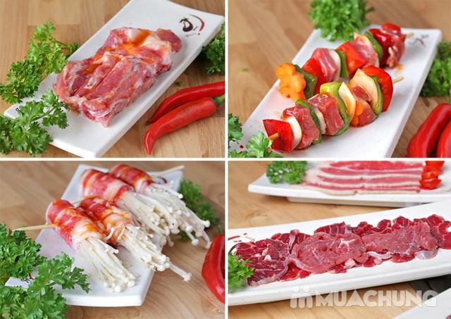 Buffet Lẩu nướng Gri & Gri Trần Thái Tông Menu VIP - 2
