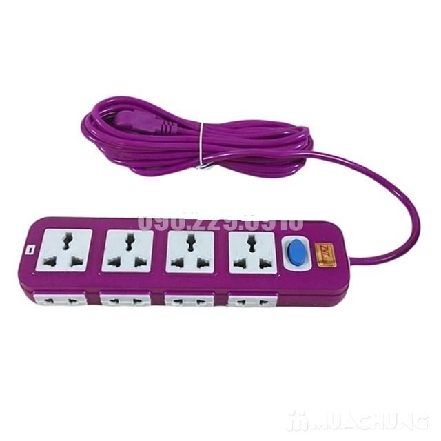 Ổ cắm điện chống giật 12 lỗ - 4