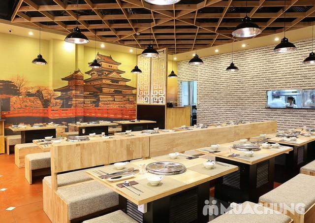 Buffet lẩu nướng Gri & Gri Royal City - Menu VIP - 10