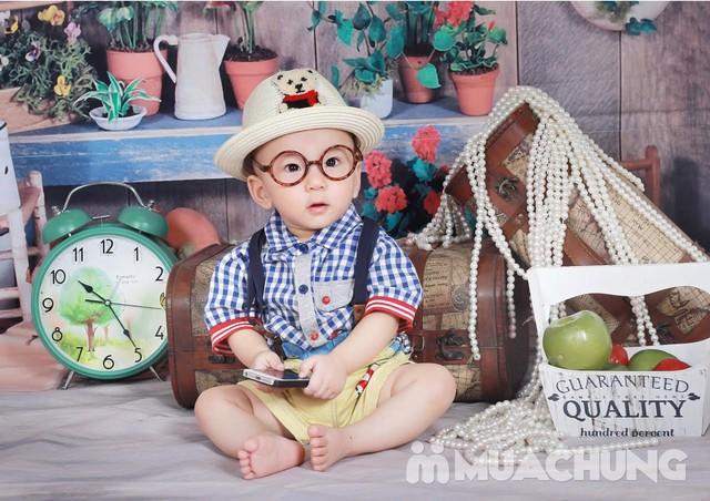 Gói chụp ảnh cho bé cực hấp dẫn tại Chibi Studio - 3