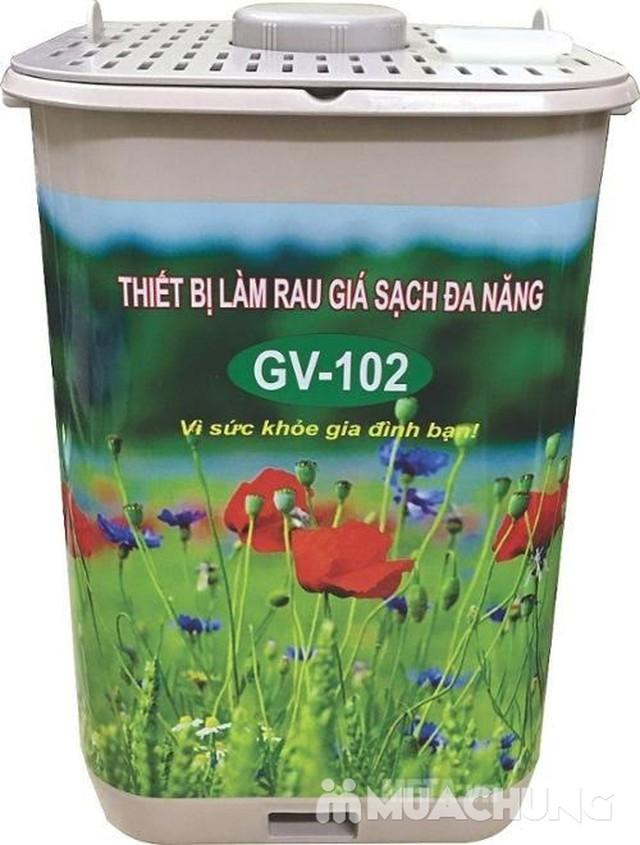 Thiết bị làm giá sạch tự động GV102 - 4