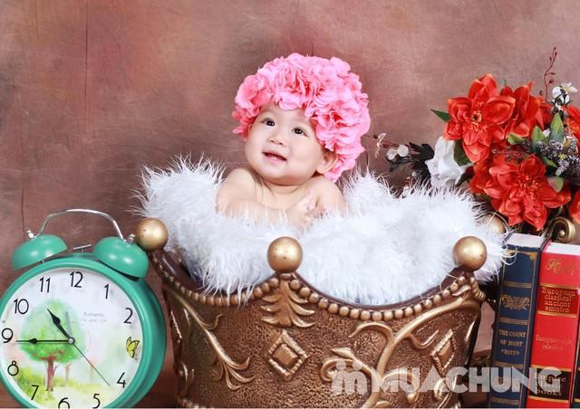 Gói chụp ảnh cho bé cực hấp dẫn tại Chibi Studio - 10