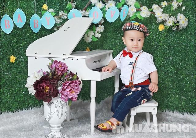 Gói chụp ảnh cho bé cực hấp dẫn tại Chibi Studio - 2