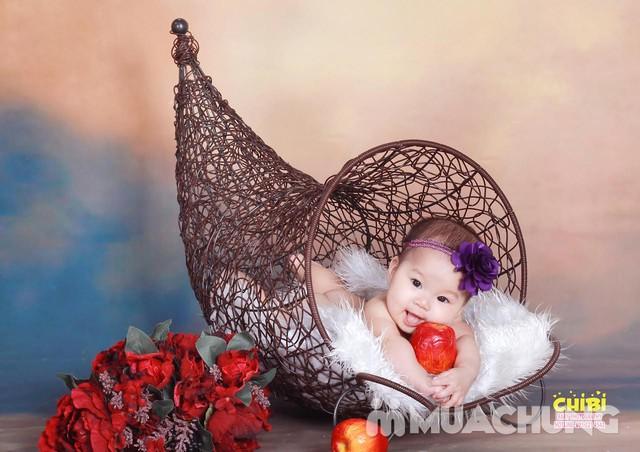Gói chụp ảnh cho bé cực hấp dẫn tại Chibi Studio - 4
