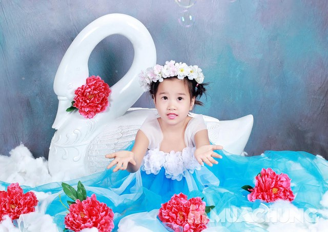 Gói chụp ảnh cho bé cực hấp dẫn tại Chibi Studio - 8