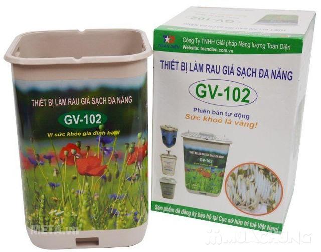 Thiết bị làm giá sạch tự động GV102 - 3