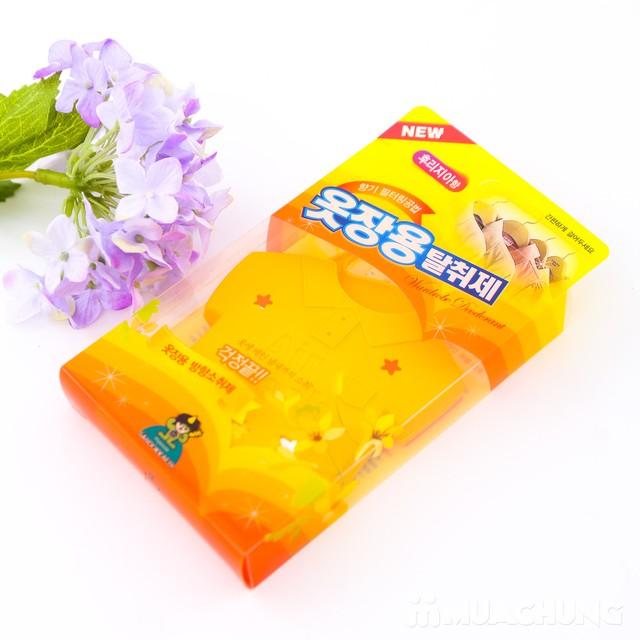 2 túi thơm treo tủ quần áo Sandokkaebi Hàn Quốc - 10