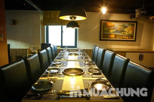 Buffet nướng lẩu không khói tại Seoul BBQ - 29