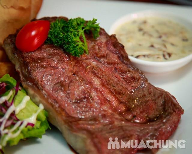 Set steak bò Mỹ và nhiều món kiểu Âu cho 4-5 người - 3