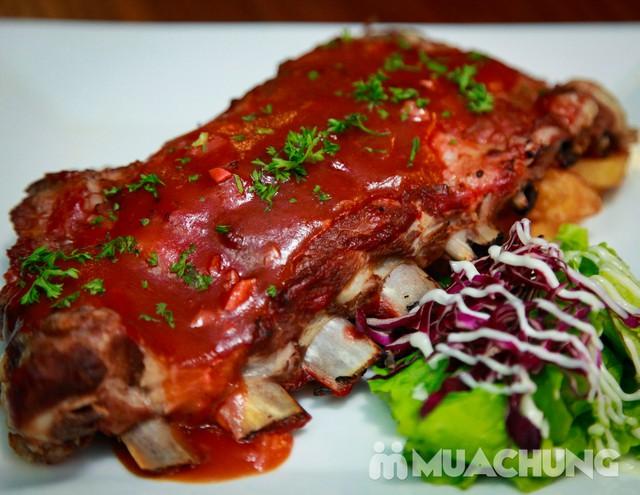 Set steak bò Mỹ và nhiều món kiểu Âu cho 4-5 người - 7