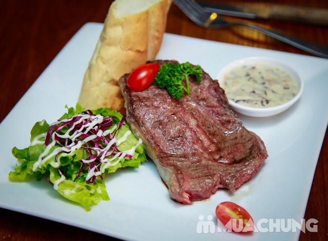 Set steak bò Mỹ và nhiều món kiểu Âu cho 4-5 người - 2