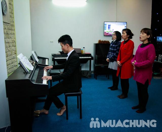 1 trong 4 khóa học Thanh nhạc/Piano/Guitar/Violon - 2
