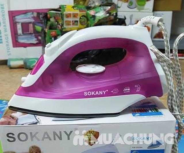 Bàn là hơi nước Sokany - 2