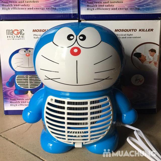 Đèn bắt muỗi Magic Home hình Doremon/Kitty - 5