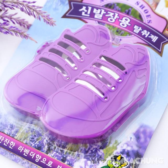 2 vỉ khử mùi giầy dép Hàn Quốc ngát hương - 5