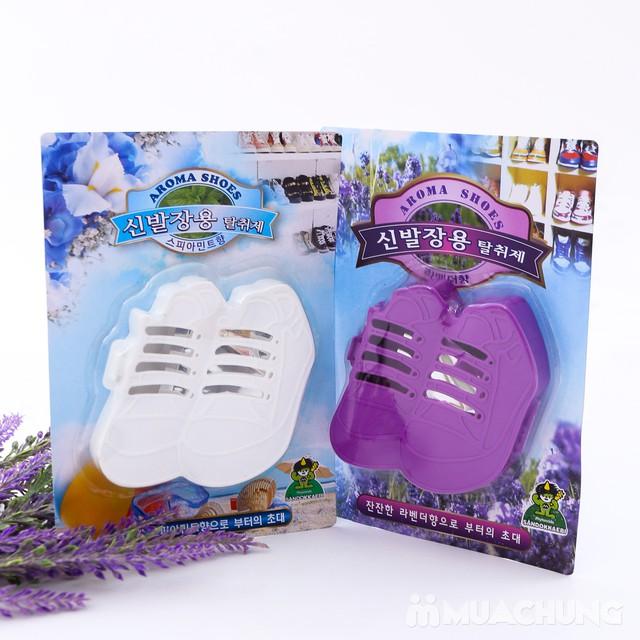 2 vỉ khử mùi giầy dép Hàn Quốc ngát hương - 3