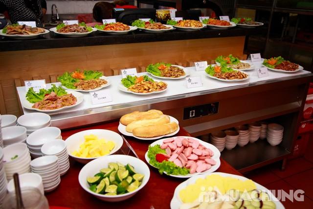 Buffet nướng - Lẩu Hội Quán cơ sở Hoàng Cầu - 3