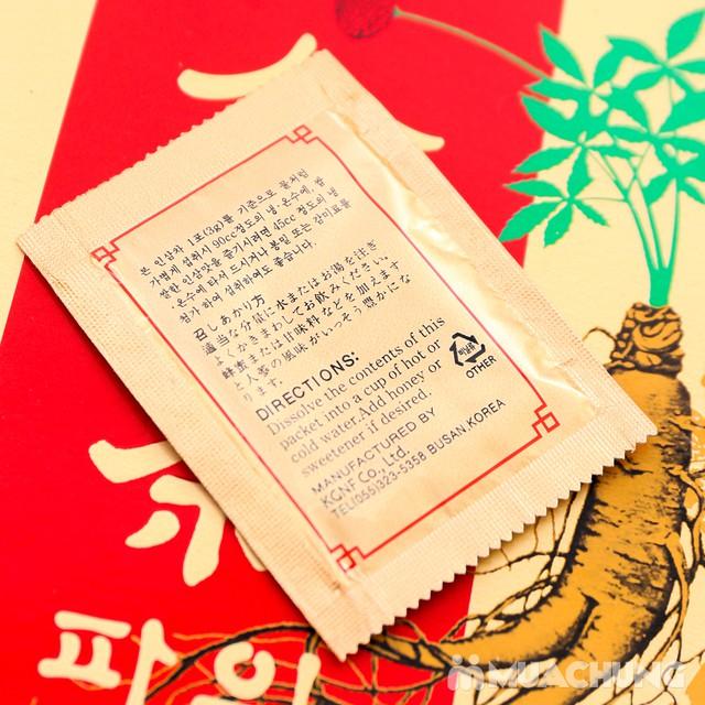 Trà sâm Hàn Quốc nhập khẩu (Hộp 3g x 100 gói) - 9