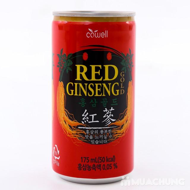 12 lon nước hồng sâm Hàn Quốc thanh nhiệt, mát gan - 2
