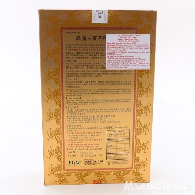 Trà sâm Hàn Quốc nhập khẩu (Hộp 3g x 100 gói) - 10