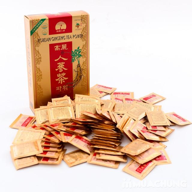 Trà sâm Hàn Quốc nhập khẩu (Hộp 3g x 100 gói) - 13