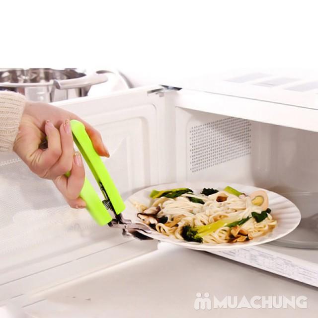 Combo 2 dụng cụ gắp đồ nóng tiện lợi - 5