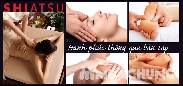 Massage mặt & body phương pháp Shiatshu Nhật Bản - 3