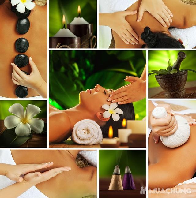 Massage mặt & body phương pháp Shiatshu Nhật Bản - 5