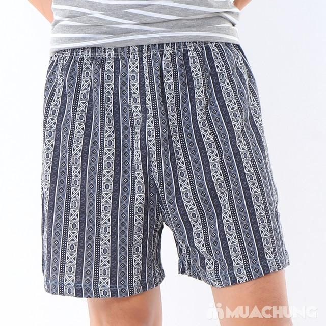 Combo 2 quần đùi cotton thoáng mát cho nam - 7