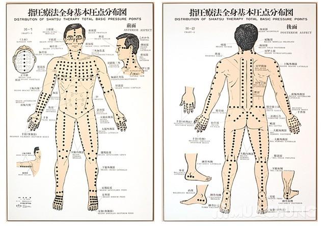 Massage mặt & body phương pháp Shiatshu Nhật Bản - 2