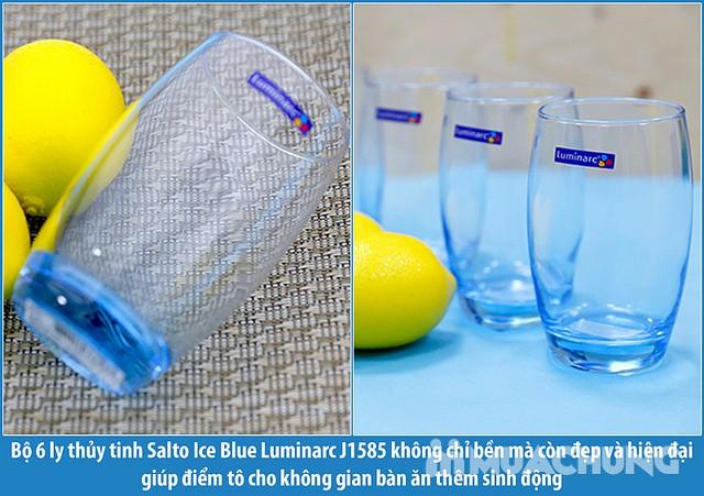 Bộ 6 ly thủy tinh cao Luminarc 350ml - 9