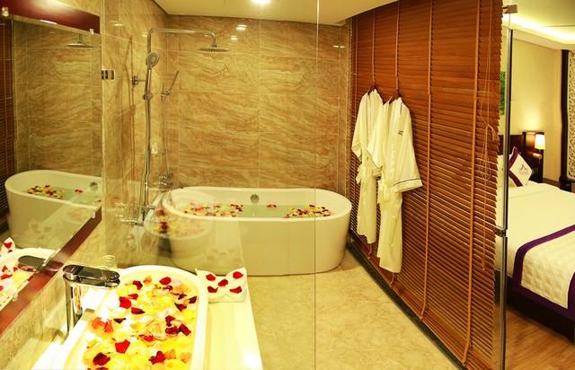 Aria Hotel 3,5* Đà Nẵng -  2 phút đi bộ đến biển Mỹ Khê - 30