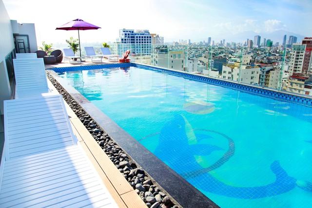 Aria Hotel 3,5* Đà Nẵng -  2 phút đi bộ đến biển Mỹ Khê - 50
