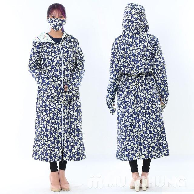 Bộ áo chống nắng toàn thân kèm khẩu trang- hàng VN - 6