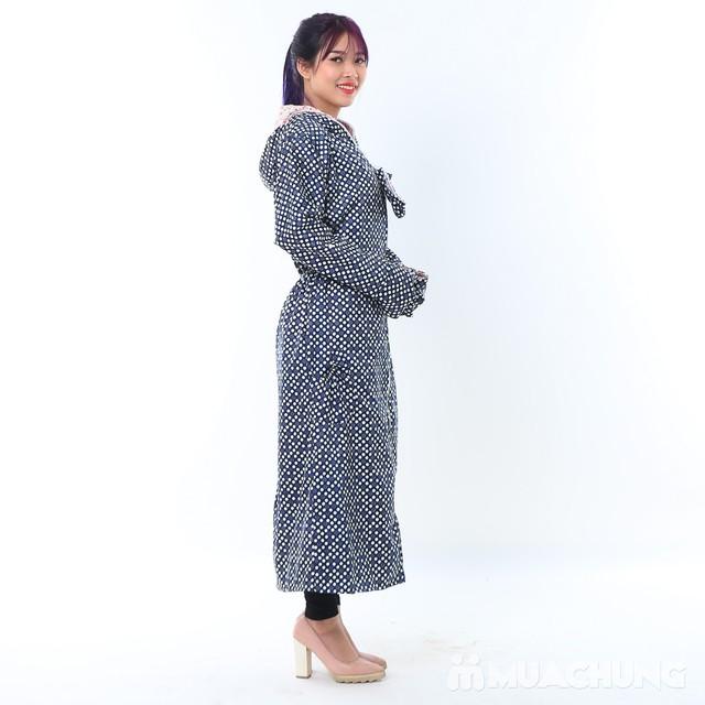 Bộ áo chống nắng toàn thân kèm khẩu trang- hàng VN - 12