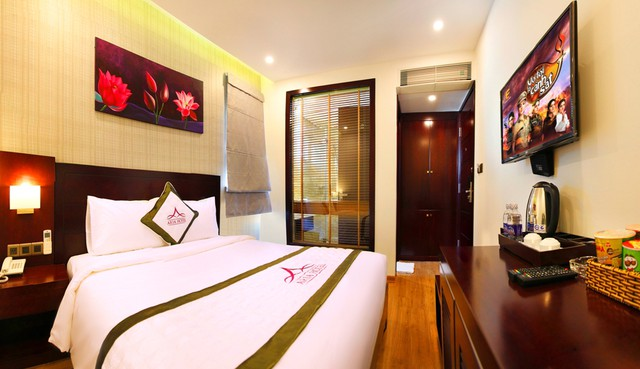 Aria Hotel 3,5* Đà Nẵng -  2 phút đi bộ đến biển Mỹ Khê - 18