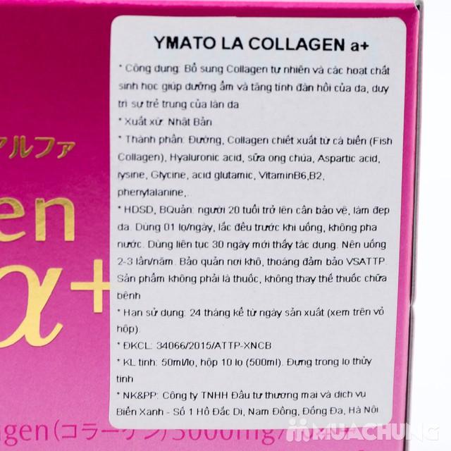Nước uống YMATO LA COLLAGEN A+ NK Nhật Bản - 7