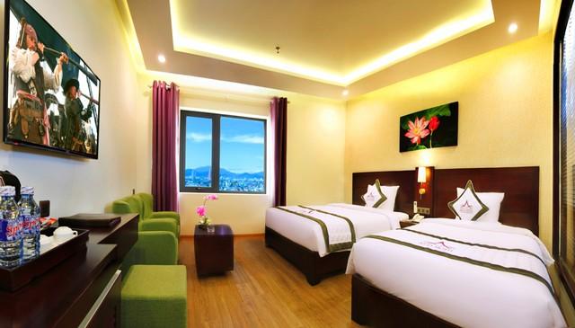 Aria Hotel 3,5* Đà Nẵng -  2 phút đi bộ đến biển Mỹ Khê - 4