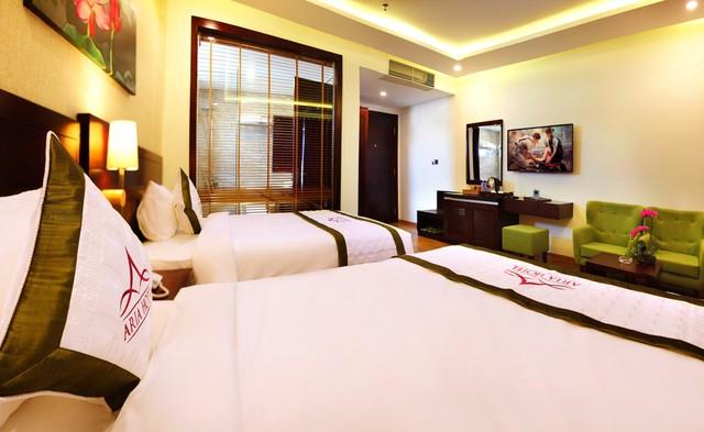 Aria Hotel 3,5* Đà Nẵng -  2 phút đi bộ đến biển Mỹ Khê - 5